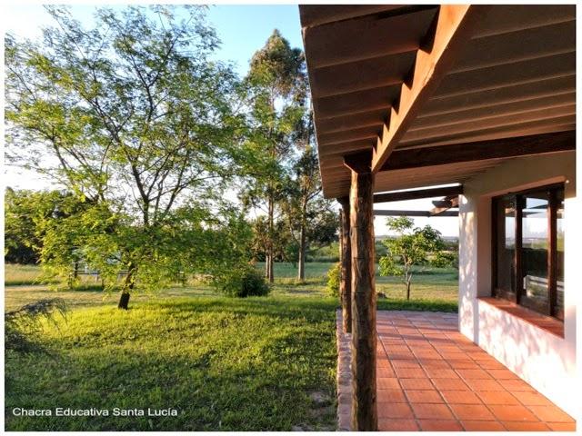 Momentáneamente vacía - Chacra Educativa Santa Lucía