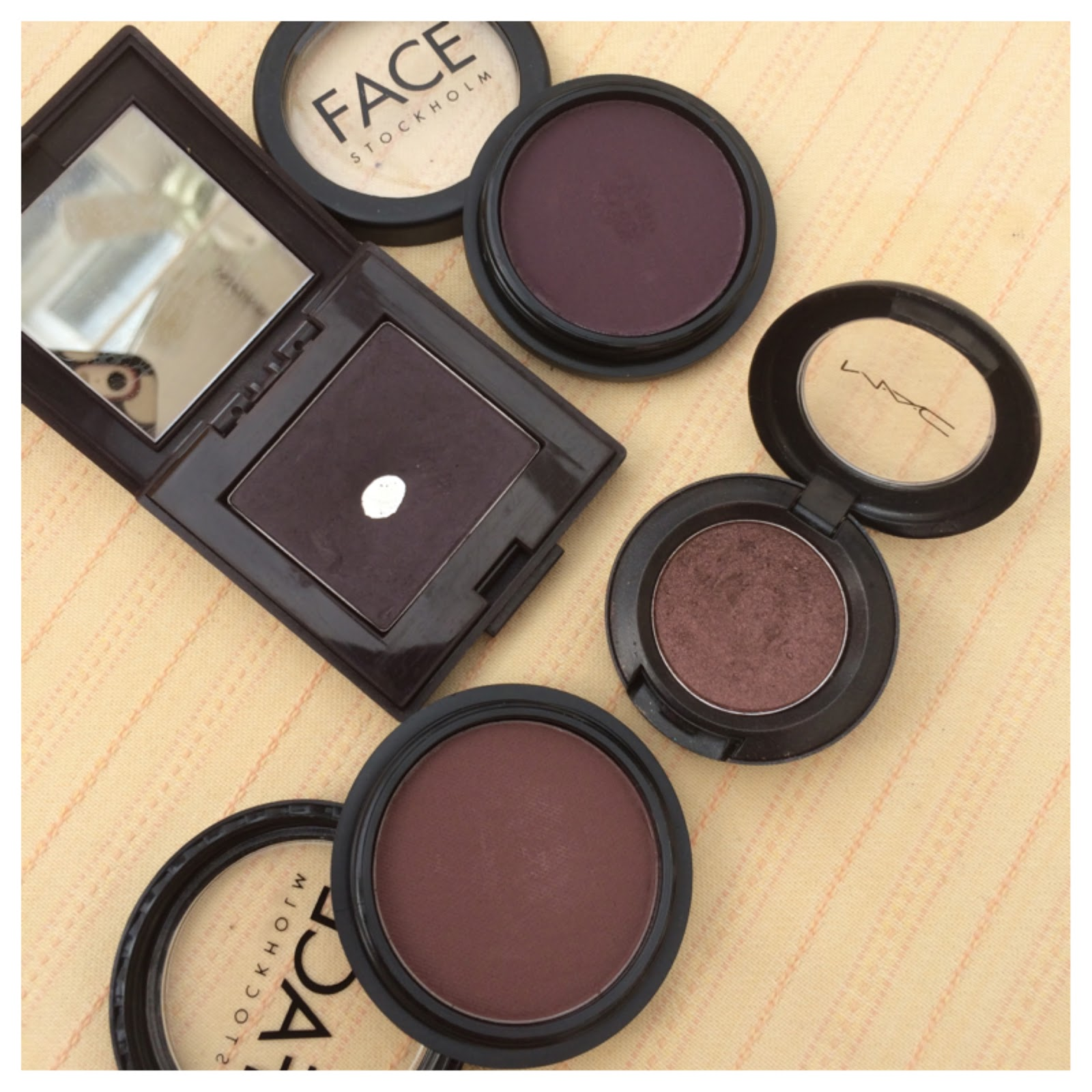 autumn eye shadow choices