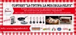 Contest Magnabook-La Cucina la mia Isola Felice