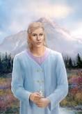 maestro Adama...sumo sacerdote y lider espiritual de la ciudad de Telos