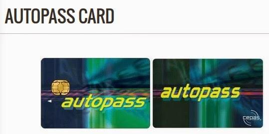 自家用車でシンガポール入国はAutopass(オートパス)