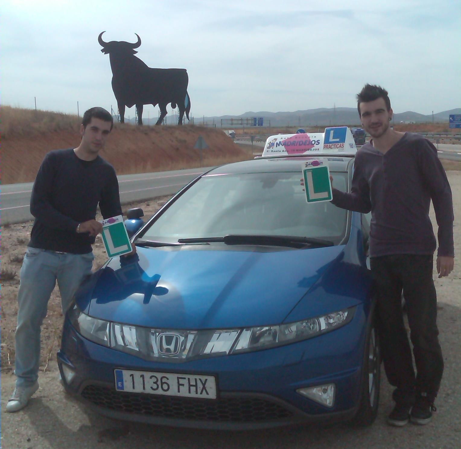 Otros Dos Aprobados Sin Renovar En Autoescuela Madridejos