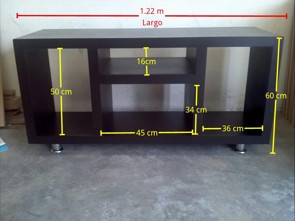 El outlet del gabinete promociones for Muebles pequenos para tv