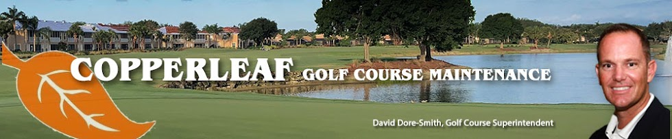 Copperleaf Golf Course Maintenance