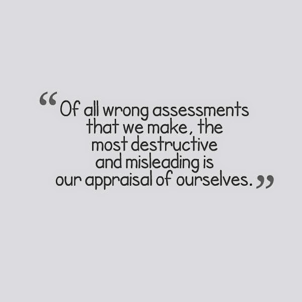 Our Appraisal
