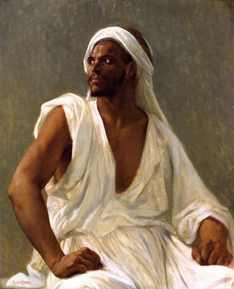 Alexandre Cabanel 1823-1889 | French Academic painter