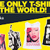 """The Only T-shirt (In the World)"" by  Bershka"