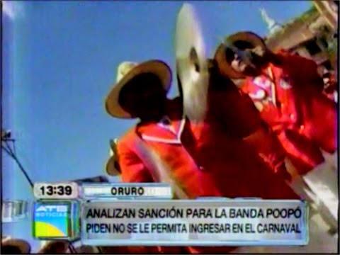 Analizan sanción para la banda Poopó de Oruro