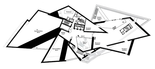 extension to the denver art museum  frederic c  hamilton