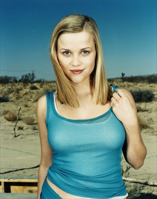 Boob reese witherspoon