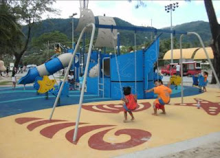 The Playground at Loma Park, Patong Beach