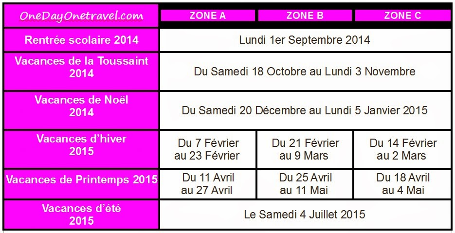 le calendrier scolaire en france 2014 2015 video test egutegi eu. Black Bedroom Furniture Sets. Home Design Ideas