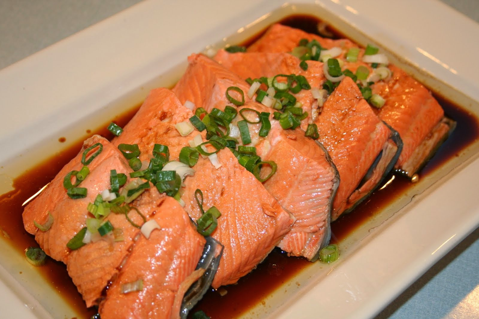 Fish Recipes In Urdu Pinoy Chinese For Kids Easy With Sauce Healthy Asian  Photos : Salmon