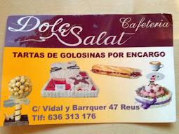CAFETERIA DOLÇ I SALAT de Reus