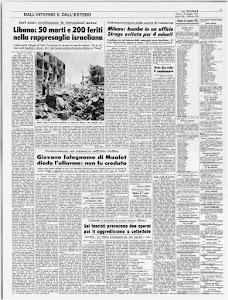 LA STAMPA 18 MAGGIO 1974