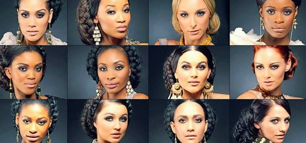 Miss South Africa crowns 2014 winner