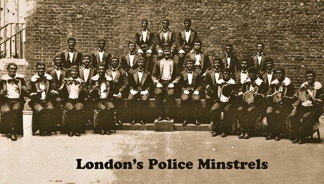 LONDON'S POLICE MINSTRELS