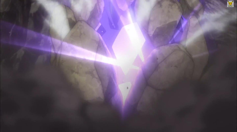 Pokémon: El capullo de la destrucción y Diancie