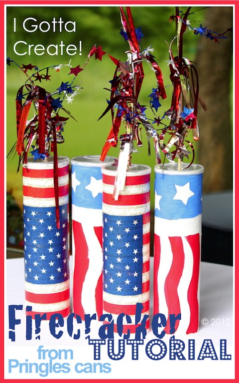 18 Last Minute Fourth Of July Crafts The Budget Diet