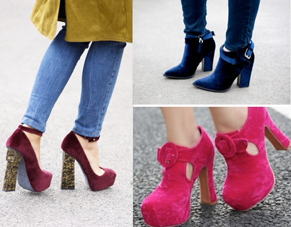 Zapatos, looks