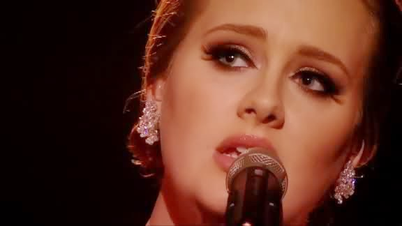 adele singing songs