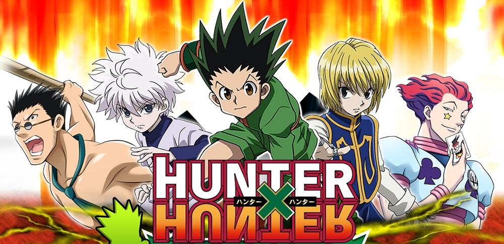 hunterXhunter القناص الحلقة 95 مترجمة على مركز الخليج