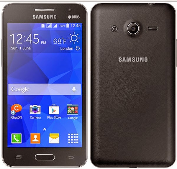 Daftar Samsung Galaxy Core 2