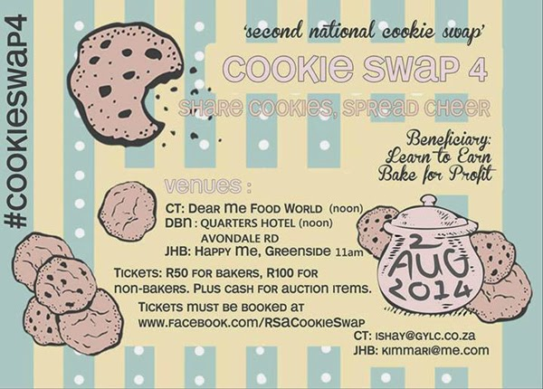 SA National Cookie Swap 2014