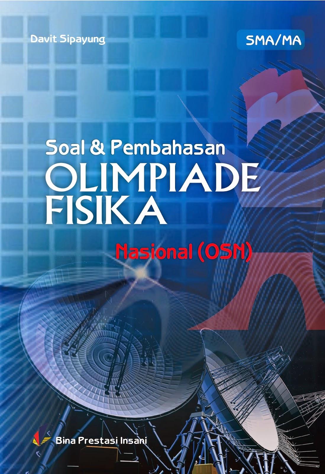 Buku Olimpiade Fisika Oleh Davit Sipayung