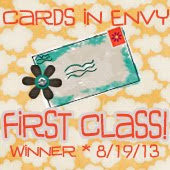 First Class Winner