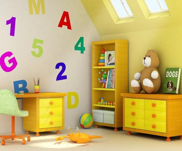 Jeux de decoration bébé