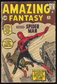 ÈXITS EDITORIALS DE 1962: SPIDER-MAN