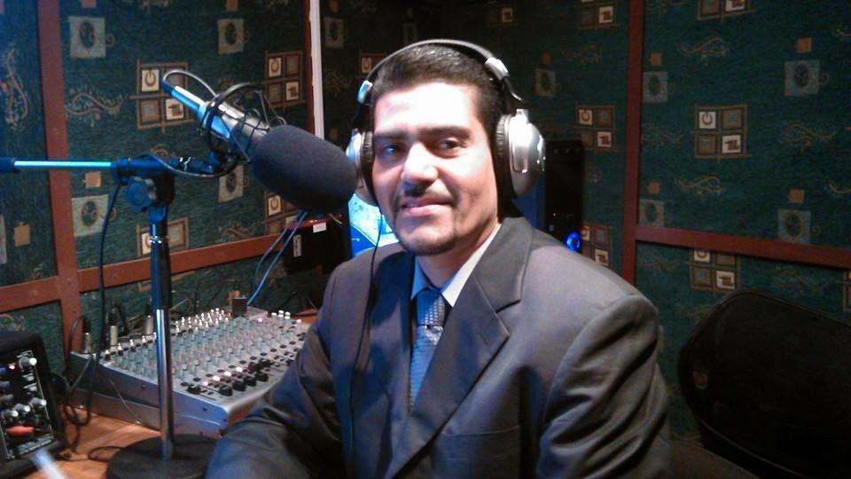 Uma Radio Rafael Espinoza en Uma Radio