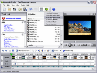 TechSmith Camtasia Studio 3.0.1