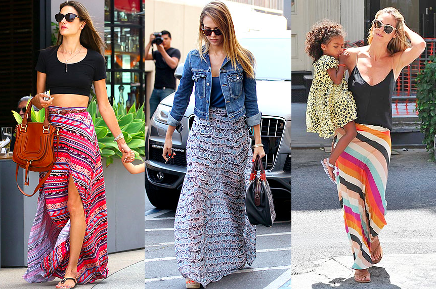 style up by angel how to wear a maxi skirt for summer