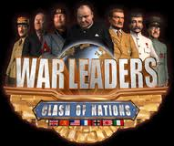 War Leaders Clash Of Nations