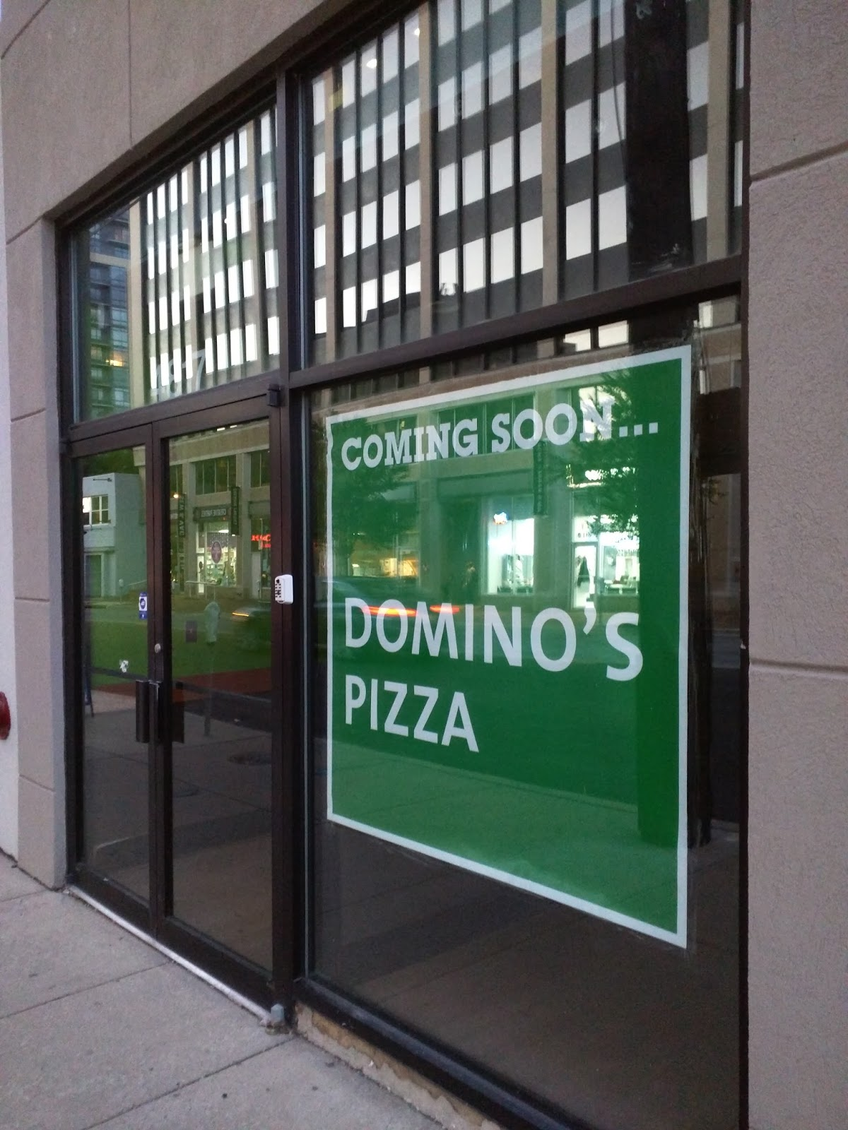 robert dyer bethesda row domino s pizza opening on st elmo domino s pizza opening on st elmo avenue in bethesda photos
