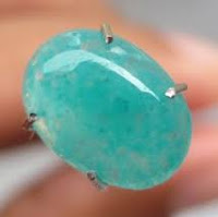 Batu Akik Bacan Kristal