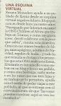 Regalo solidario aparece en El País