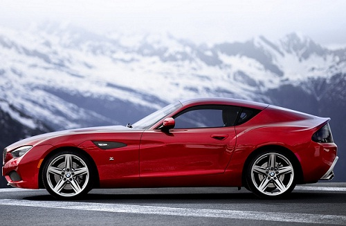 BMW Zagato Coupe: Specs & Pictures Emerged