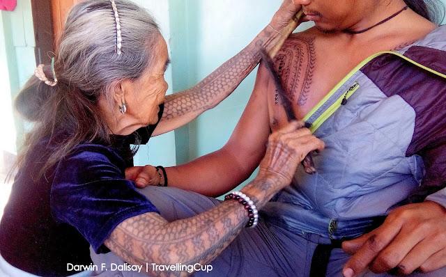 Whang Od Tattoo price