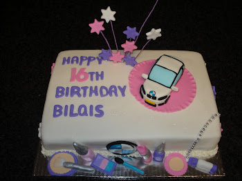 Happy 16th Birthday Bilqis