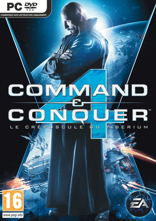 Command & Conquer 4 : Tiberian Twilight Pc