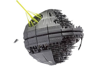 Lego Death Star Diorama