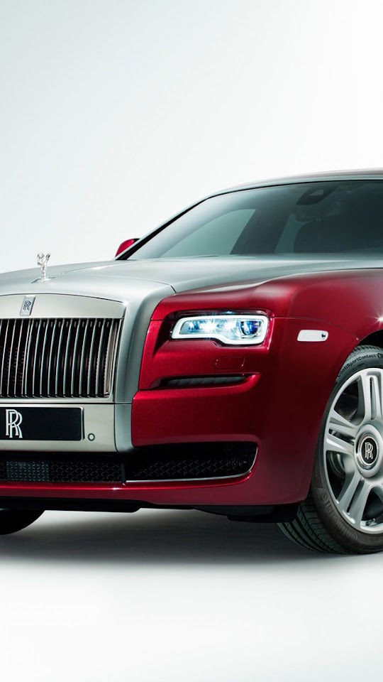 Rolls Royce Red   Galaxy Note HD Wallpaper