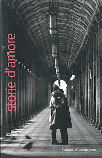 Copertina del libro Storie d'amore