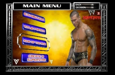 WWE Showdown 2 Highly Compressed Game Download