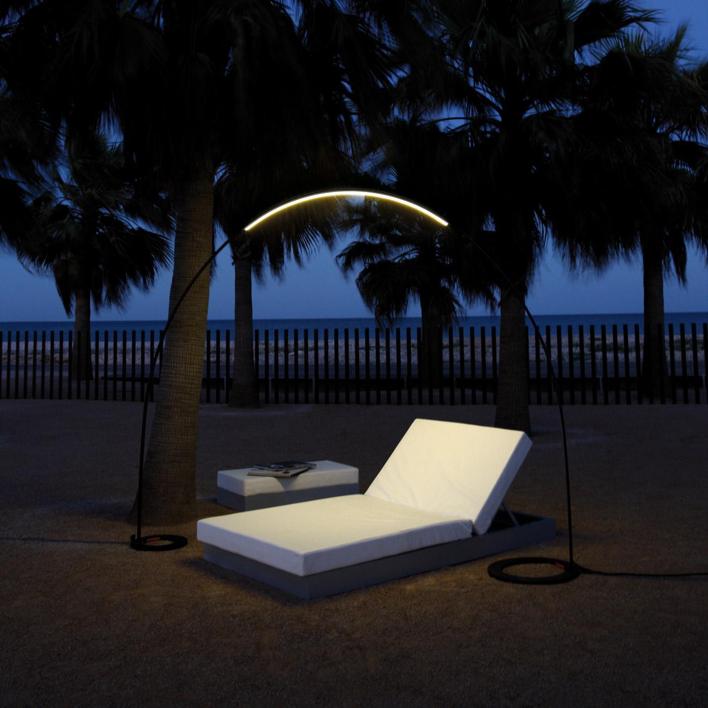 Decoraci n y descanso iluminacion led para exteriores Iluminacion decorativa para exteriores
