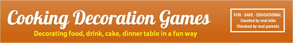 Cooking Decoration Games