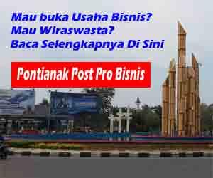 Info Bisnis di Kota Pontianak